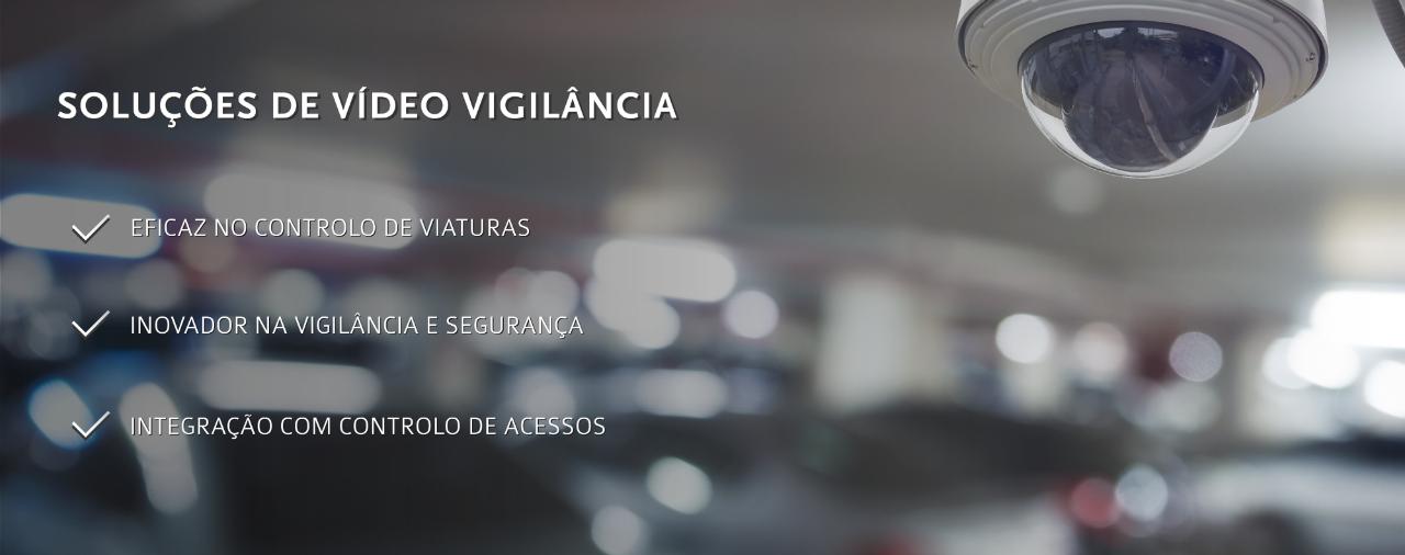 Soluções de Vídeo Vigilância